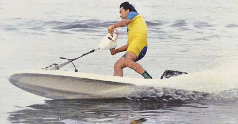 SPECIAL INTERVIEW vol.02 :小林昇 Neil Kobayashi WaveRunnerPapa ボートデザイナー ヤマハ