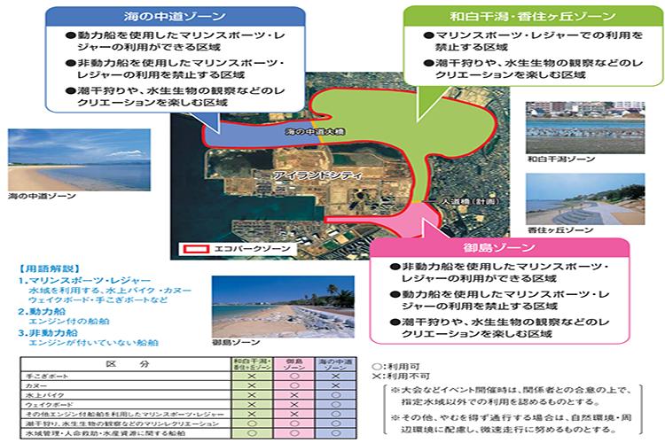 福岡県:エコパークゾーンイメージ写真1